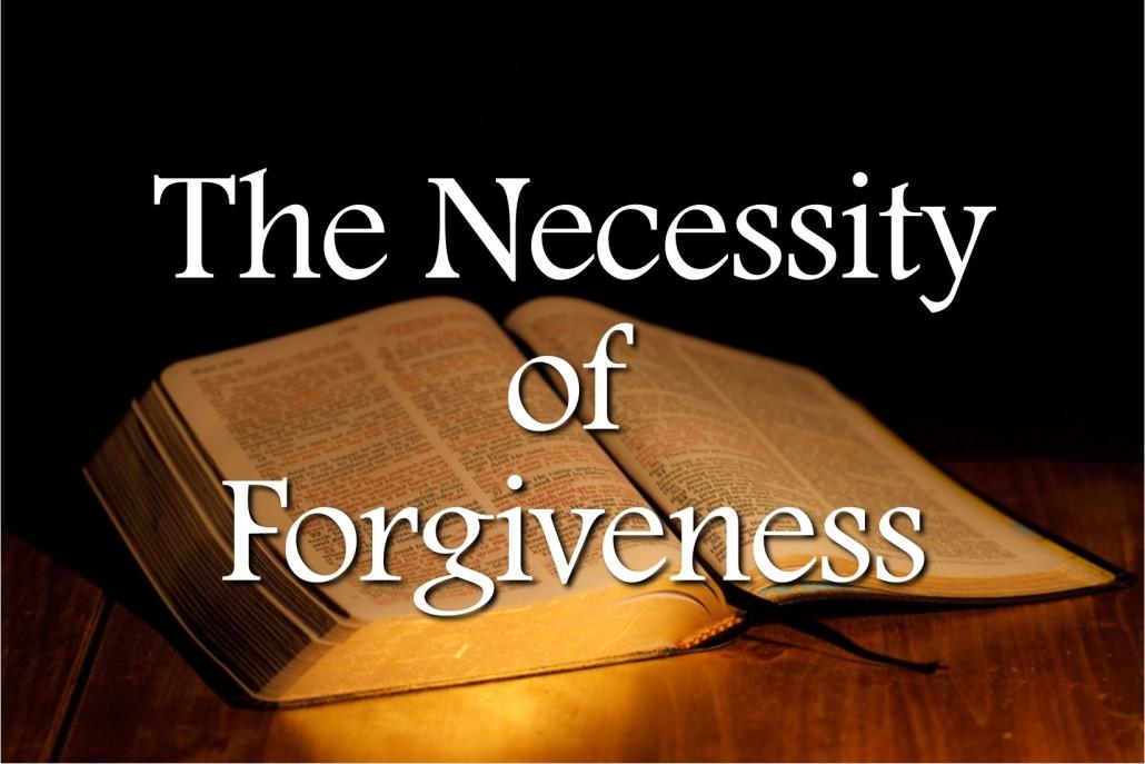 Forgiveness - Ted Talks ~ Live