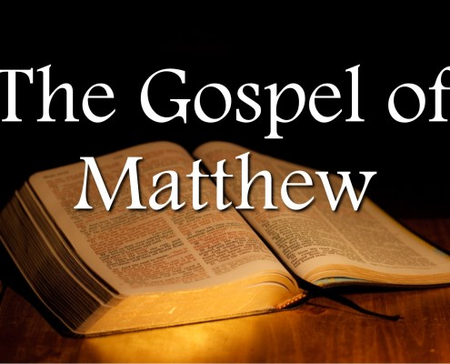 an analysis of investigate the christology of matthews gospel A muslim scholar sets out to investigate jesus christ  opened it to the gospel of matthew and quickly became fascinated  of john beyond commenting on its high christology but john is a .