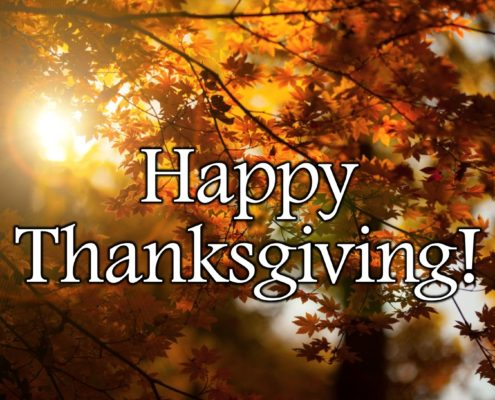 Sermons - Thanksgiving