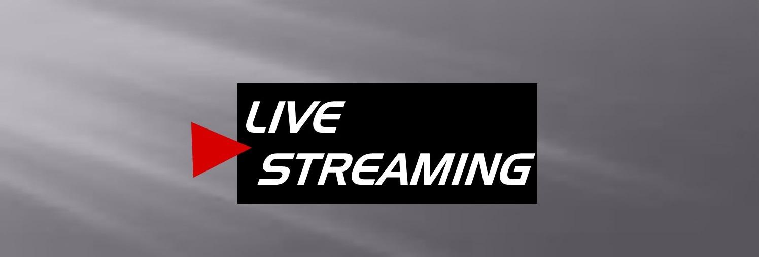 Live Streaming Slider